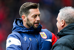 Bristol City Assistant Head Coach Jamie McAllister - Rogan/JMP - 17/03/2018 - Ashton Gate Stadium - Bristol, England - Bristol City v Ipswich Town - Sky Bet Championship.
