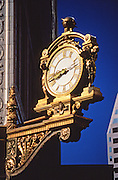 Kaufmann's Clock, Fifth and Smithfield, Golden Triangle, Pittsburgh PA