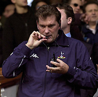 Fotball. Premier League. 16.11.2002.<br />
