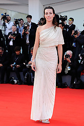 Daniela Virgilio attending the Opening Ceremony and the Premiere of the movie Downsizing during the 74th Venice International Film Festival (Mostra di Venezia) at the Lido, Venice, Italy on August 30, 2017. Photo by Aurore Marechal/ABACAPRESS.COM