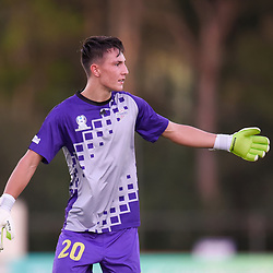 BRISBANE, AUSTRALIA - JANUARY 8: Tomislav Mersaric of the Strikers gives instructions during the Kappa Silver Boot Group A match between Brisbane Strikers and Eastern Suburbs on January 8, 2017 in Brisbane, Australia. (Photo by Patrick Kearney)