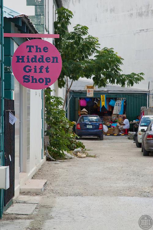The Hidden Gift Shop in the Bahamas.