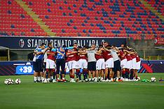 20180812 BOLOGNA VS PADOVA - COPPA ITALIA 2018-2019 TERZO TURNO