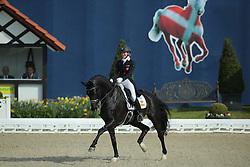 Watson-Greaves Hayley, (GBR), Rubins Nite<br /> Qualification Grand Prix Special<br /> Horses & Dreams meets Denmark - Hagen 2016<br /> © Hippo Foto - Stefan Lafrentz