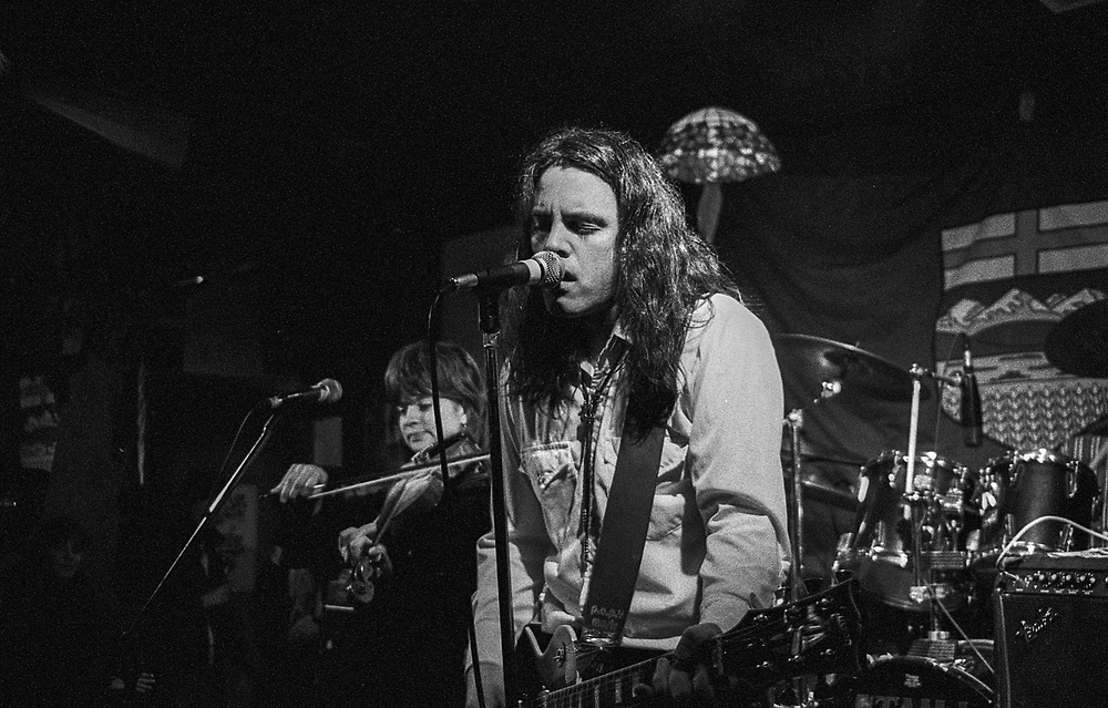 Jr Gone Wild at the Grinder, November 19, 1991