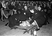 1963 - Civil Defence Competitions at Jervis Street Hospital, Dublin