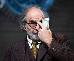 The Price <br /> by Arthur Miller <br /> 50th anniversary production presented by Theatre Royal Bath Productions and Jonathan Church Productions<br /> <br /> Wyndham's Theatre, <br /> London Great Britain <br /> Press photocall <br /> 7th February 2019 <br />  <br /> David Suchet as Gregory Solomon <br /> <br /> <br /> Photograph by Elliott Franks