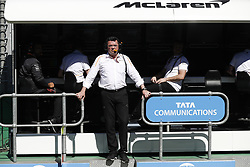 March 23, 2018 - Melbourne, Victoria, Australia - BOULLIER Eric (fra), Racing Director of Mclaren F1, portrait during 2018 Formula 1 championship at Melbourne, Australian Grand Prix, from March 22 To 25 - Photo  Motorsports: FIA Formula One World Championship 2018, Melbourne, Victoria : Motorsports: Formula 1 2018 Rolex  Australian Grand Prix, (Credit Image: © Hoch Zwei via ZUMA Wire)