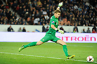 Australia's Mitchell Langerak in action during the International football Friendly Game 2013/2014 between France and Australia on October 11, 2013 in Paris, France. Photo Jean Marie Hervio / Regamedia/ DPPI