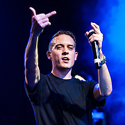G-Eazy performs at The El Rey Theatre on March 9, 2013 in Los Angeles, California.
