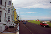 UK, Northern Ireland, County Antrim, Portrush Bay