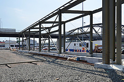 New Haven Rail Yard, Independent Wheel True Facility. CT-DOT Project # 0300-0139, New Haven CT.<br /> Photograph of Construction Progress Photo Shoot 24 on 28 June 2013. One of 50 Images Captured this Submission.