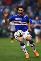 Matias Silvestre Sampdoria <br /> Genova 02-05-2015 Stadio Ferraris, Football Calcio Serie A 2014/2015 Sampdoria - Juventus Foto Andrea Staccioli / Insidefoto