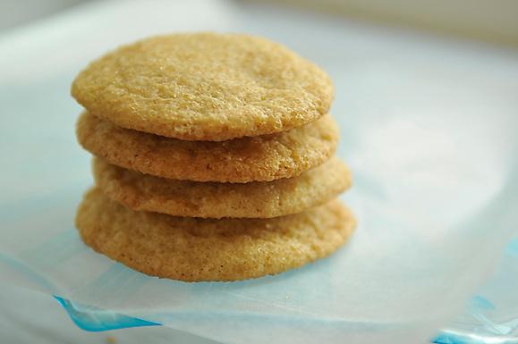 Chewy Sugar Cookies #2, FOOD52