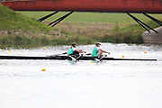 Race: 87  W Schools 2x  Heat A<br /> <br /> Wallingford Regatta 2018<br /> <br /> To purchase this photo, or to see pricing information for Prints and Downloads, click the blue 'Add to Cart' button at the top-right of the page.