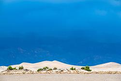 Desert storm, Death Valley