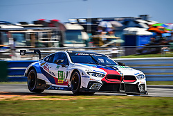 March 14, 2019 - Sebring, Etats Unis - 81 BMW TEAM MTEK (DEU) BMW M8 GTE GTE PRO MARTIN TOMCZYK (DEU) NICKY CATSBURG (NLD) ALEXANDER SIMS  (Credit Image: © Panoramic via ZUMA Press)