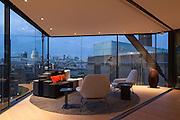 neo bankside london RSHP richard rogers stirling prize residential tower southbank london england uk tate modern