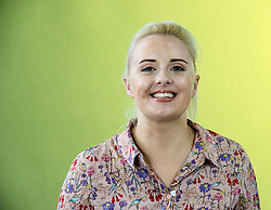 Pictured: Katie Thistleton<br /> <br /> Katie Lorna Thistleton (born 13 May 1989) is an English television and radio presenter, NCTJ qualified journalist and author, best known for her work on the CBBC channel and on BBC Radio 1.