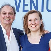 NLD/Utrecht/20150512 - Filmpremiere Ventoux, Martin van Waardenberg en partner