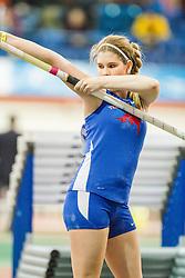 Millrose Games: girls pole vault