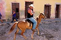 Cuba, Province de Sancti Spiritus, Trinidad, Patrimoine mondial de l'UNESCO // Cuba, Region of Sancti Spiritus, Trinidad. World heritage of UNESCO