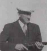 Paddy O'Riordan, full forward with All-Ireland champions, Tubberdora, 1895.