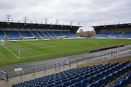 Kassam Stadium during the Sky Bet League 2 match between Oxford United and Carlisle United at the Kassam Stadium, Oxford, England on 12 December 2015. Photo by Alan Franklin.