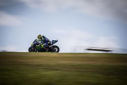 October 20, 2017 - Phillip Island, Australie - VALENTINO ROSSI - ITALIAN - MOVISTAR YAMAHA MotoGP - YAMAHA (Credit Image: © Panoramic via ZUMA Press)