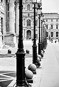 the Louvre, Paris, France