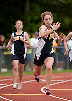 Track Championships at Newfound May 28, 2011.  Karen Bobotas/for the Concord MonitorNHIAA Division III Track Championships at Newfound Regional High School May 28, 2011.  Karen Bobotas/for the Concord Monitor