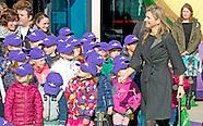 Koningin Maxima geeft startsein voor Week van het geld 2016