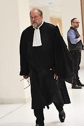 May 13, 2019 - Eric Dupond Moretti - avocat de Patrick Balkany (Credit Image: © Panoramic via ZUMA Press)
