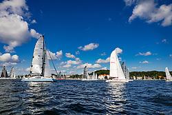 , Kieler Woche 22. - 30.06.2019, Welcome Race - Multihull - unsortiert