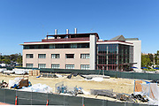 Construction of the Interdisciplinary Science and Engineering Building on the Campus of the University of California Irvine