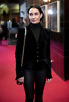 "Tamara Rojo at the World Premiere of ""Romeo & Juliet: Beyond Words"" at The Curzon Mayfair on November 18, 2019 London, England Photo Brian Jordan"