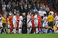 Photo: Tony Oudot/Richard Lane Photography.  Crystal Palace v Watford. Coca-Cola Championship. 09/08/2008. <br />