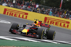 July 15, 2017 - Silverstone, Great Britain - Motorsports: FIA Formula One World Championship 2017, Grand Prix of Great Britain, .#33 Max Verstappen (NLD, Red Bull Racing) (Credit Image: © Hoch Zwei via ZUMA Wire)