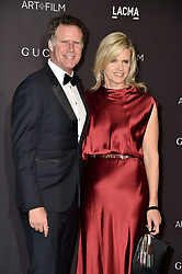 Will Ferrell, Viveca Paulin attend the 2018 LACMA Art + Film Gala at LACMA on November 3, 2018 in Los Angeles, CA, USA. Photo by Lionel Hahn/ABACAPRESS.COM