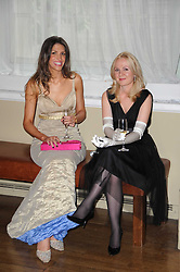 Left to right, MARINA CLARK and VICTORIA CANN at the 13th annual Russian Summer Ball held at the Banqueting House, Whitehall, London on 14th June 2008.<br /><br />NON EXCLUSIVE - WORLD RIGHTS