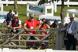 Ulrich Werner, (SUI), Cardijuweel Du Premo, Conteso, GB Rocky v Worrenberg, Ideal des Rottes<br /> FEI European Championships - Aachen 2015<br /> © Hippo Foto - Dirk Caremans<br /> 19/08/15