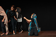 """Chorus Play """"Tous en scène"""" in Youth Square Theatre, Hong Kong, China, on 16 June 2021. Photo by Kam Wong/Studio EAST"""