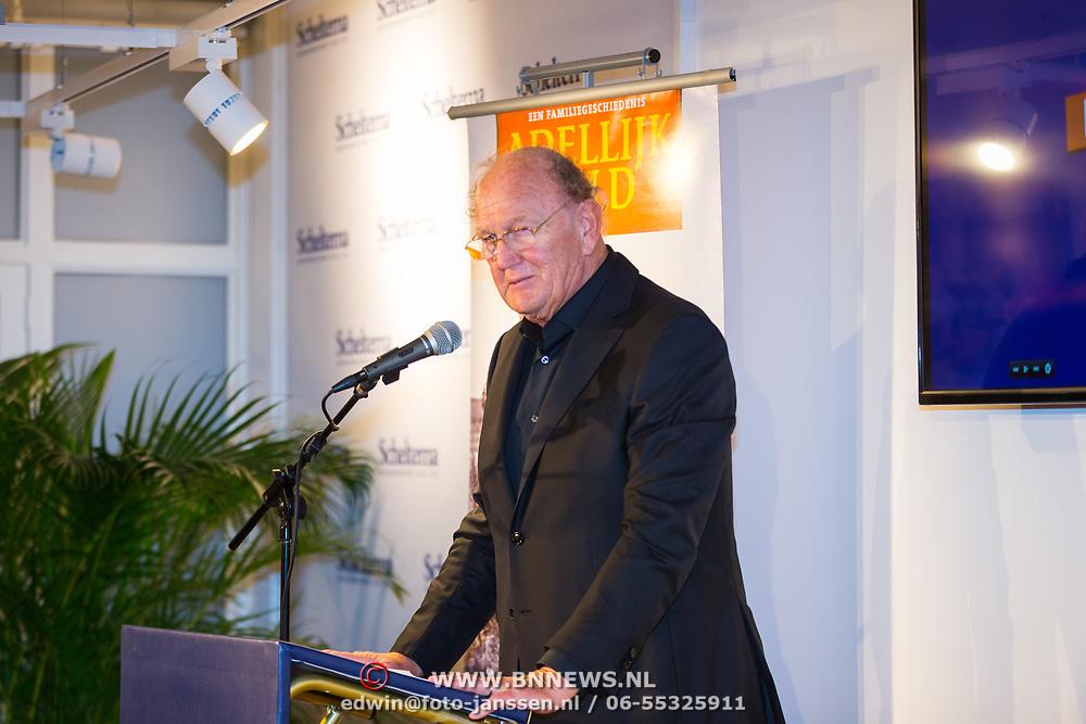 NLD/Amsterdam/20190207 - Boekpresentatie Maarten van Nispen, Joop van den Ende
