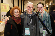 31/01/2018  retro free :  Valeria Frabetti  Teatro Testoni Ragazzi, with Paivi Aura Dance Theatre Auraco and Kati Lehtola, Dance Theatre Auraco  at the launch of  at the launch of Wide Eyes, a unique one-off European arts extravaganza for babies and children aged 0 – 6. Hosted by Baboró, Wide Eyes will take place in Galway till Sun 4 February. This imaginative programme will feature 15 new theatre and dance shows from some of Europe's finest creators of Early Years work from Austria, Belgium, Denmark, Finland, France, Germany, Hungary, Italy, Poland, Romania, Slovenia, Spain, Sweden, UK and Ireland. For more see www.wideeyesgalway.ie<br /> <br /> Wide Eyes will welcome almost 200 artists and arts professionals from almost 20 countries to enthral and engage children over four jam-packed days. Photo:Andrew Downes, XPOSURE