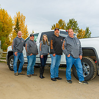 On-location commercial advertising photography for an advertising campaign and supporting article in the Business in Calgary magazine as well as for use on the company website and social media accounts.<br /> <br /> ©2021, Sean Phillips<br /> http://www.RiverwoodPhotography.com