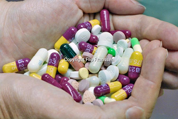 Nederland, Nijmegen, 20-1-2020 Medicijnen, pillen, capsules, geneesmiddelen. Foto: Flip Franssen