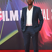 Makita Samba arrives at the Paris, 13th District | BFI London Film Festival 2021 14 October 2021 Southbank Centre, Royal Festival Hall, London, UK.