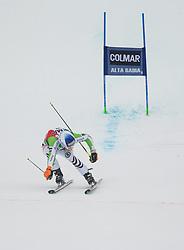 22.12.2013, Gran Risa, Alta Badia, ITA, FIS Ski Weltcup, Alta Badia, Riesenslalom, Herren, 2. Durchgang, im Bild Fritz Dopfer (GER) // Fritz Dopfer of Germany in action during 2nd run of mens Giant Slalom of the Alta Badia FIS Ski Alpine World Cup at the Gran Risa Course in Alta Badia, Italy on 2012/12/22. EXPA Pictures © 2013, PhotoCredit: EXPA/ Johann Groder