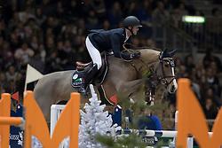 Bruynseels Niels, (BEL), Gancia de Muze<br /> Credit Suisse Geneva Classic<br /> CHI de Genève 2016<br /> © Hippo Foto - Dirk Caremans<br /> 11/12/2016
