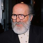 Nieuwjaarsreceptie Strengholt 1997, Pierre Kartner ( Vader Abraham )